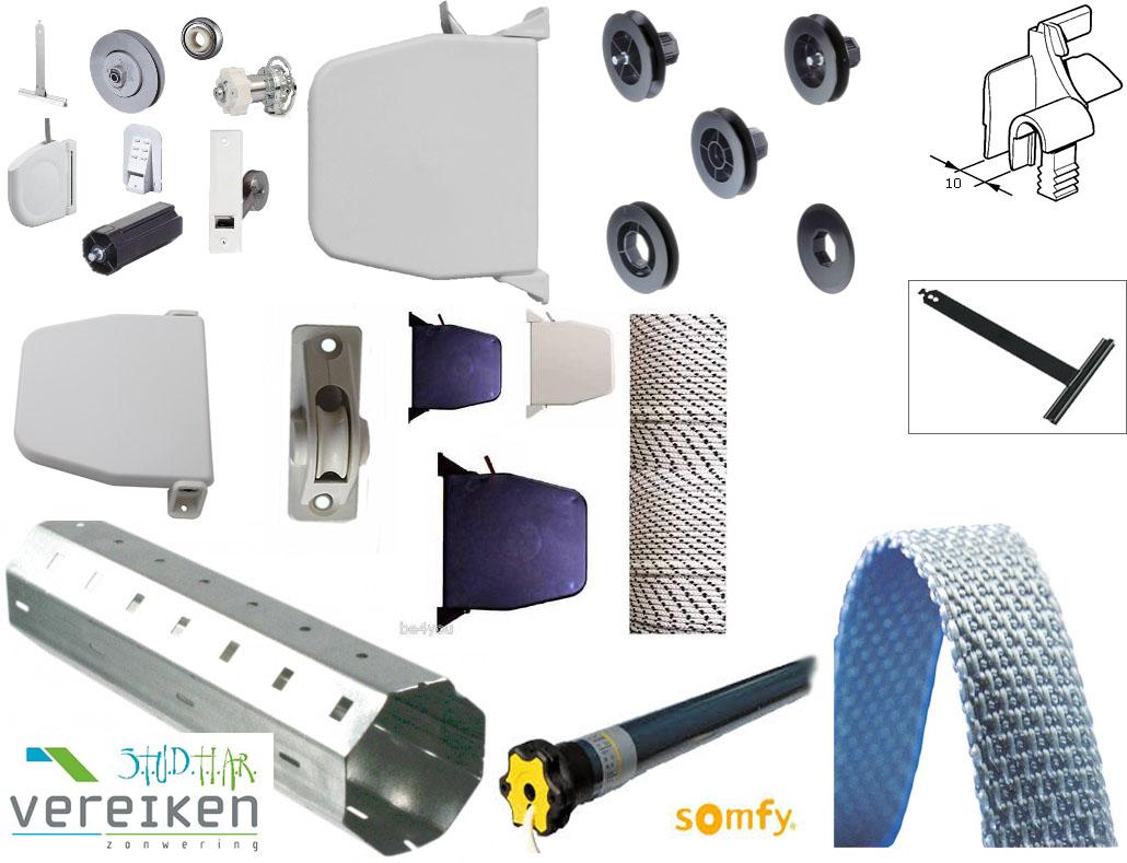 herstellen rubber contacten afstandsbediening
